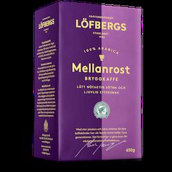 KAFFE LÖFBERGS MELLANROST 450G