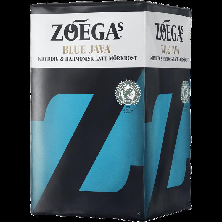 KAFFE ZOÉGAS BLUE JAVA 450 GR