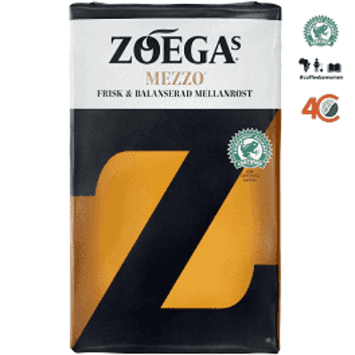 KAFFE ZOÉGAS MEZZO 450G