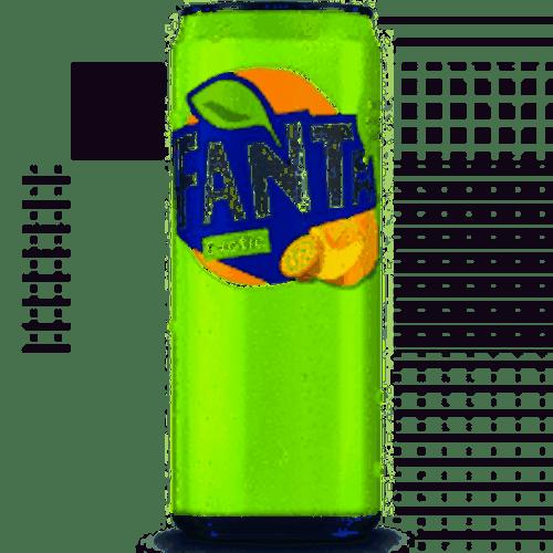 FANTA EXOTIC 33CL INKL PANT