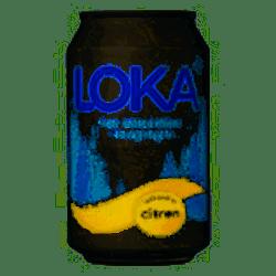 LOKA CITRON 33CL INKL PAN
