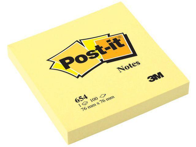 POST-IT GUL