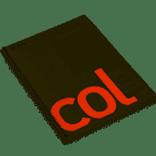 KOLLEGIEBLOCK LINJERAT A5