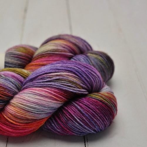 Poldale Sock Purple Mermaid