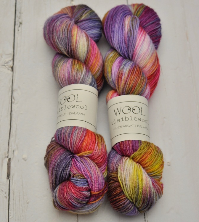 Poldale Sock Purple Mermaid