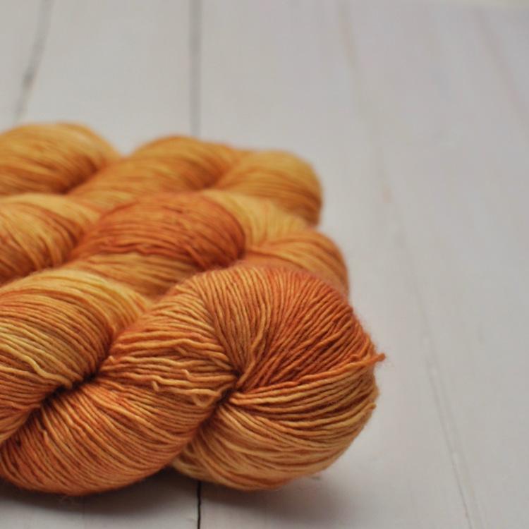 Merino Single Pumpkin Spice