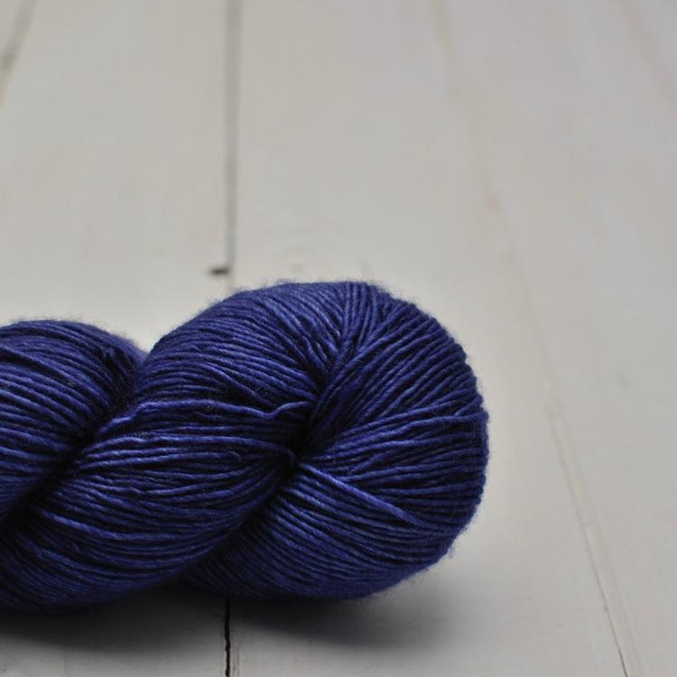 Merino Single Royal Blue