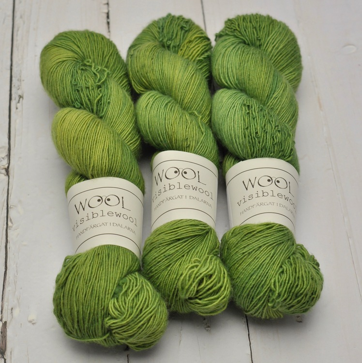 Merino Single - Gräsklipp