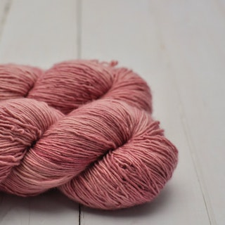 Merino Single - Gammelrosa