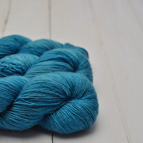 Merino Single - Turkos