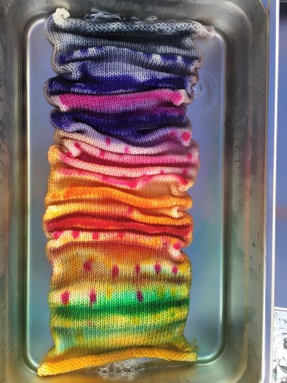 Sockblanks Rainbow