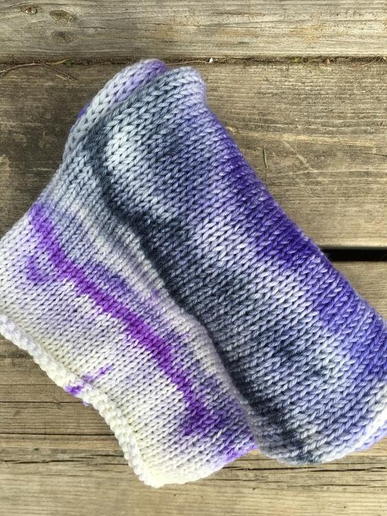 Sockblanks Violets