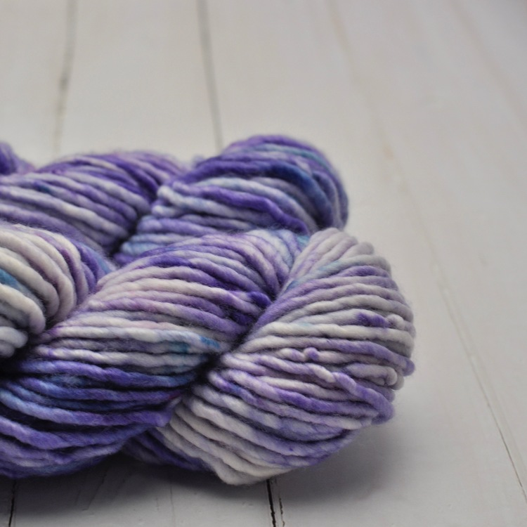 Merino Superchunky Vintage Violet