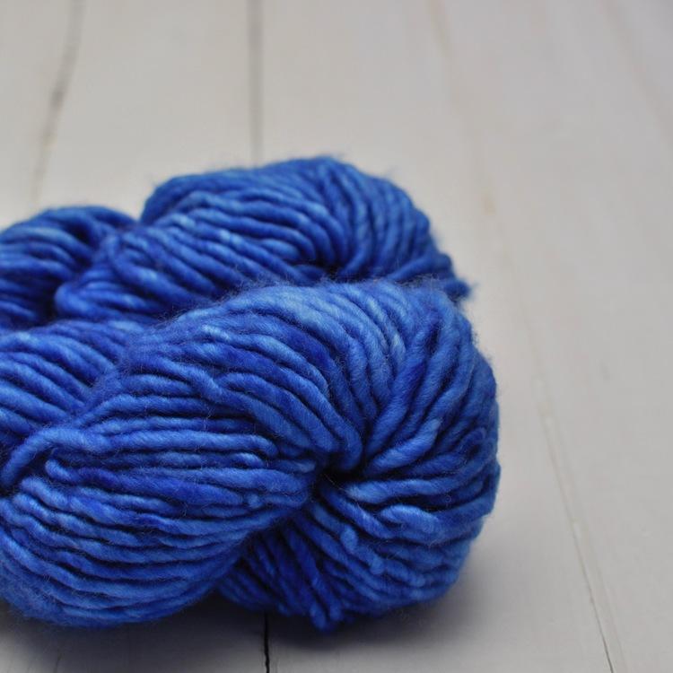Merino Superchunky Extreme Blue
