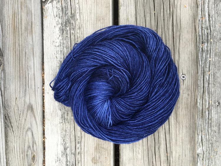 Poldale Sock Marinblå