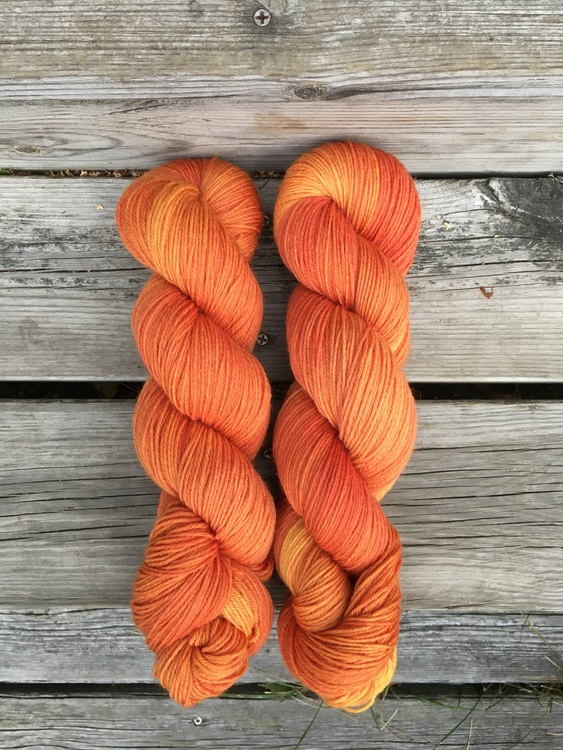 Poldale Sock Pumpkin