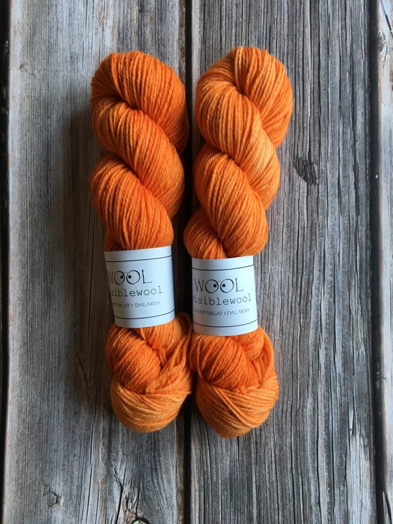 Merino Sock DK- Brandgul