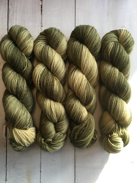 Merino Soft Vårgrön
