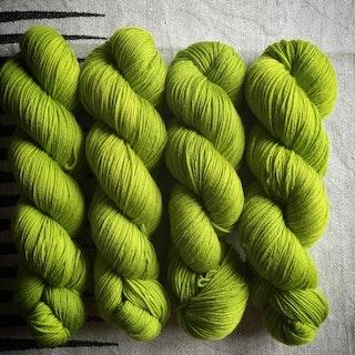 Poldale Sock Björkgrön