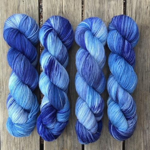 Poldale Sock Blue Ocean