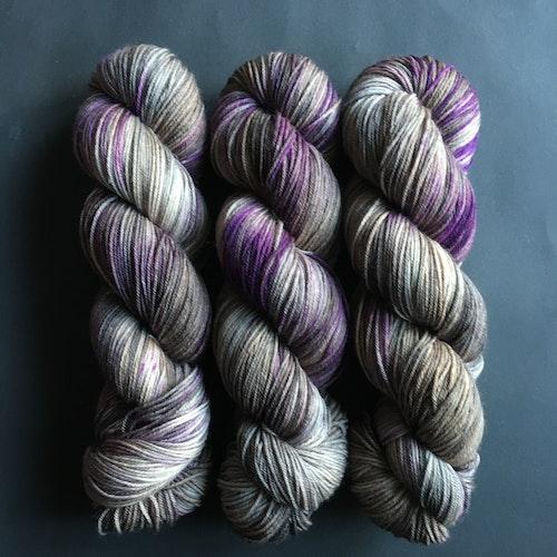 Merino Soft Slagg Violett