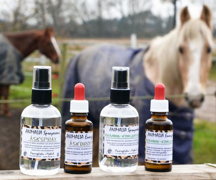 Animalia specialblandningar för djur, brukslösning 30 ml