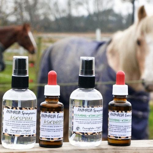 Animalia specialblandningar för djur, spray 100 ml