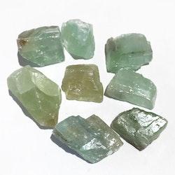 Kalcit, grön