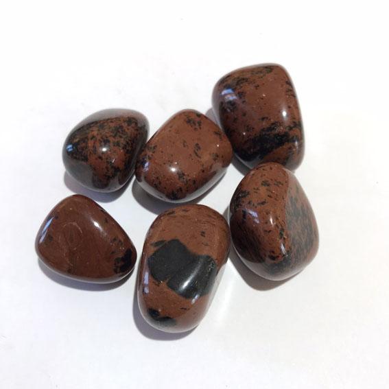 Mahogny obsidian