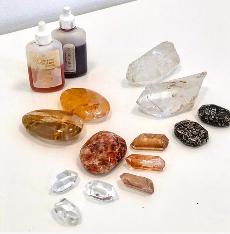 Kristallhealing 3 kvällar (datum ej bestämt)