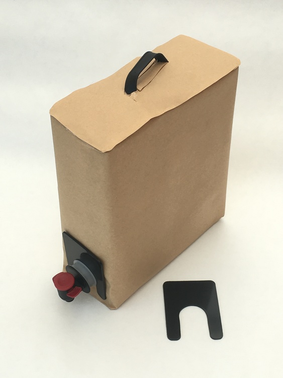 Kranhållare för baginbox 2 st/fp