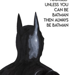 Always Batman