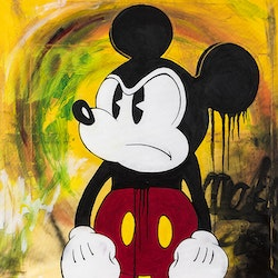 Angry Mickey