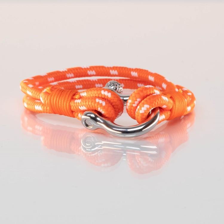 Summer Orange & Silver