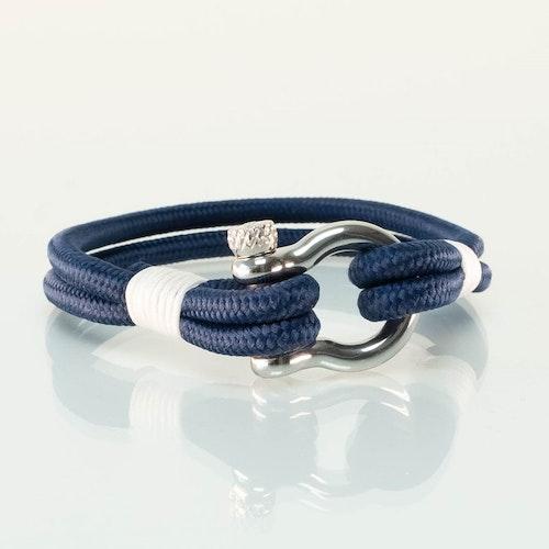 Classic Blue & Silver
