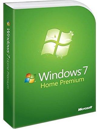 Microsoft Windows 7 Home Premium