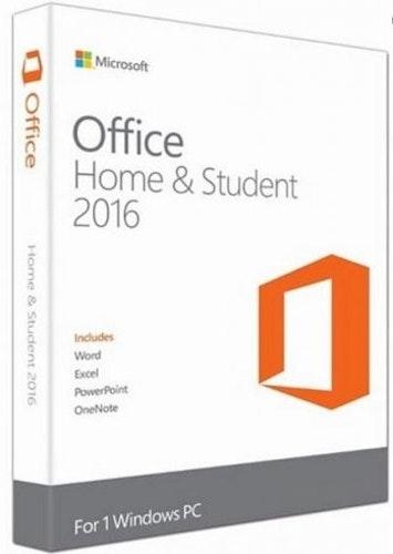 Microsoft Office Hem & Student 2016