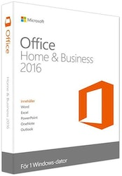 Microsoft Office Hem & Business 2016