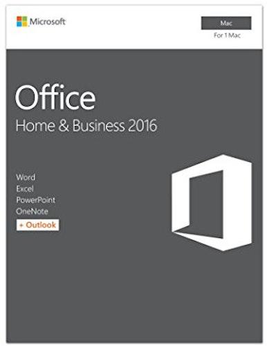 Microsoft Office Hem & Business 2016 for MAC