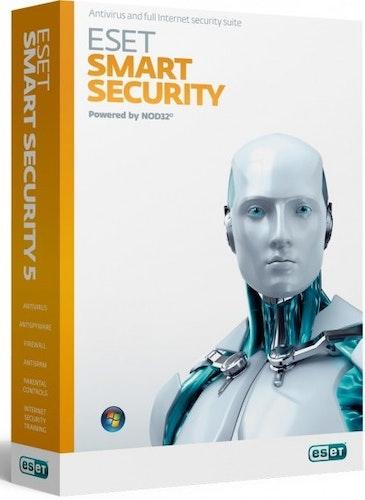 ESET Smart Security Premium 1 år, 1 bruker