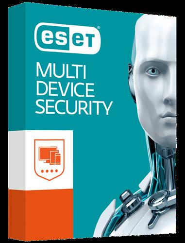 ESET Internet Security 1 år, 2 brukere