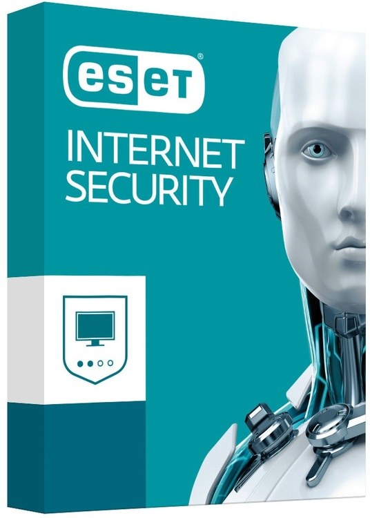 ESET Internet Security 1 år, 1 bruker