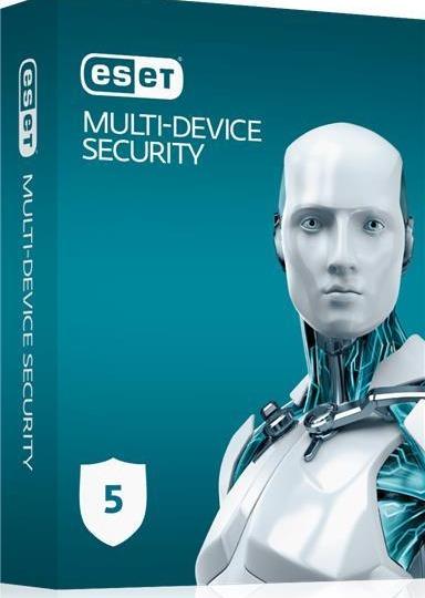 ESET Multi-Device Security 1 år, 5 brukere