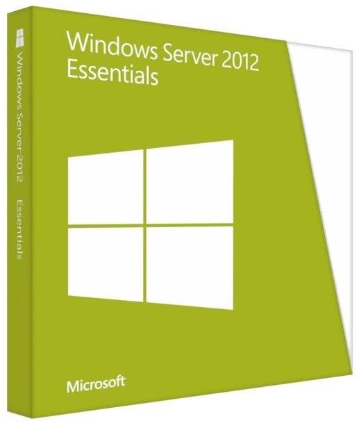 Microsoft Windows Server 2012 R2 Essentials 2 CPU EN (64-bit OEM)