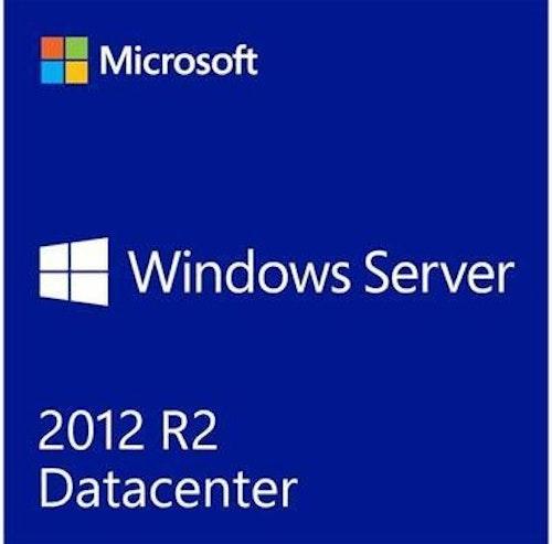 Microsoft Windows Server 2012 R2 Datasenter 2 CPU NO (64-bit OEM)