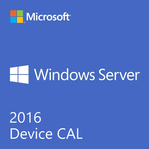 Microsoft Windows Server 2016 50 enhets-CAL