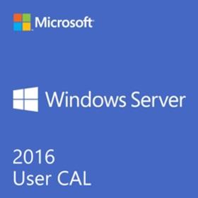 Microsoft Windows Server 2016 50 bruker-CAL