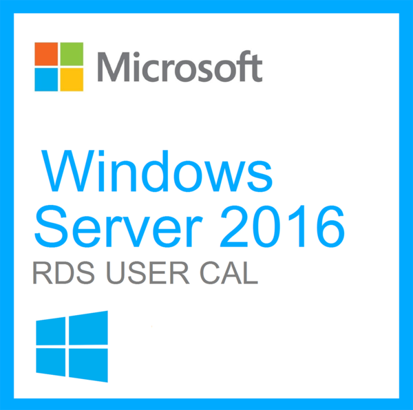 Microsoft Windows Server 2016 - Lisens - 50 RDS-enheter CAL