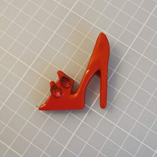 "Brosch ""Shoes"""