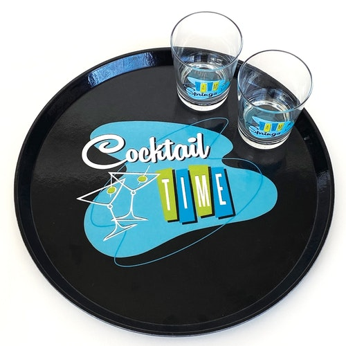 "Bricka "" Cocktail Time"""